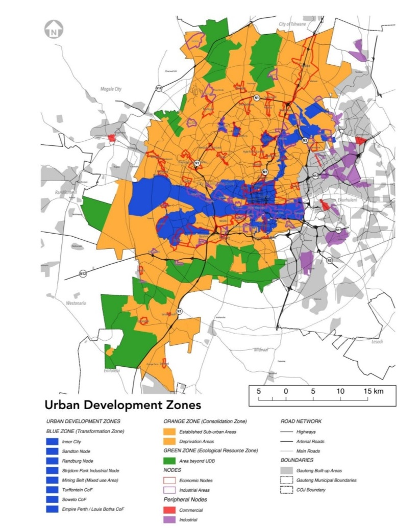 JOHANNESBURG URBAN FOREST ALLIANCE